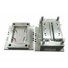 S136, P20, 718H material Plastic molding 718h steel injection mold