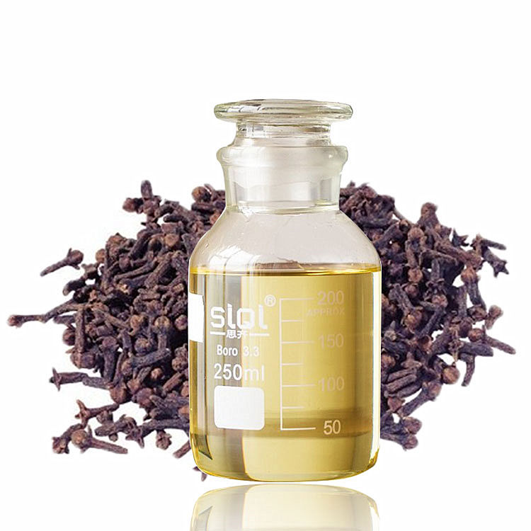 Wholesale natural skincare massage clove essential oil