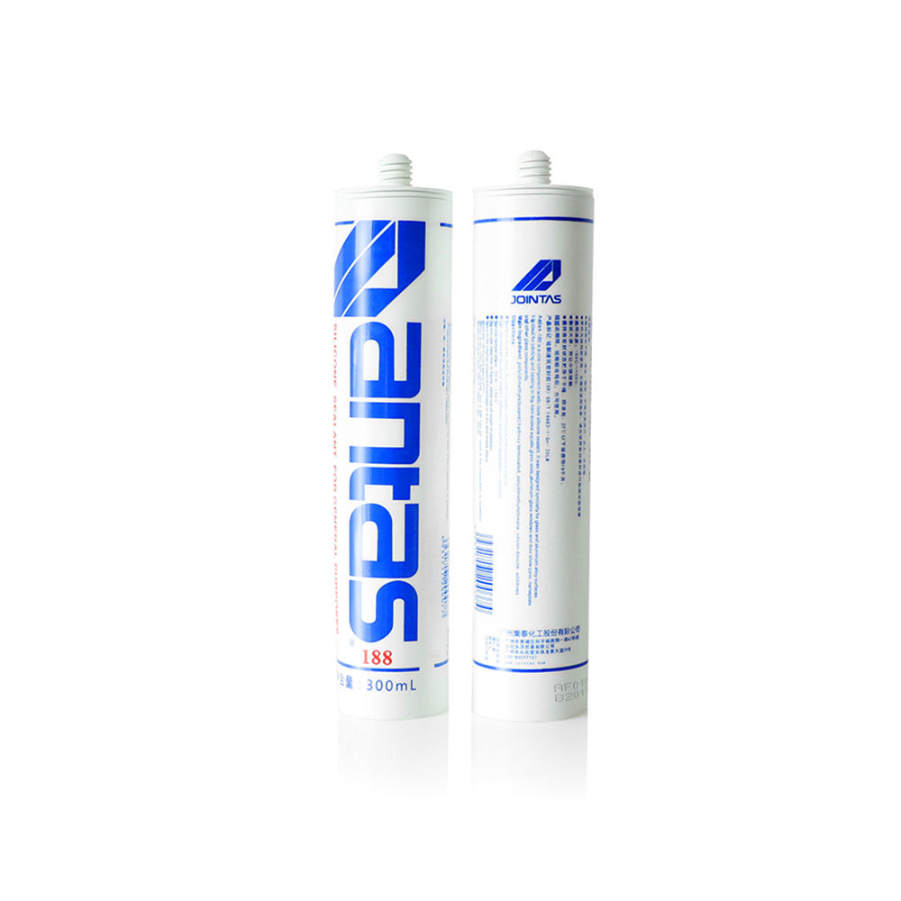 Acetic Silicone Antas-188 Acetic Aquarium Waterproof Clear Silicone Sealant