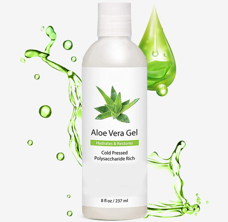 Private Label Anti-akne Beruhigende Reparatur Akne Marks Entfernung Gesicht Pflege 100% Reinem <span class=keywords><strong>Aloe</strong></span> <span class=keywords><strong>Vera</strong></span> Gel
