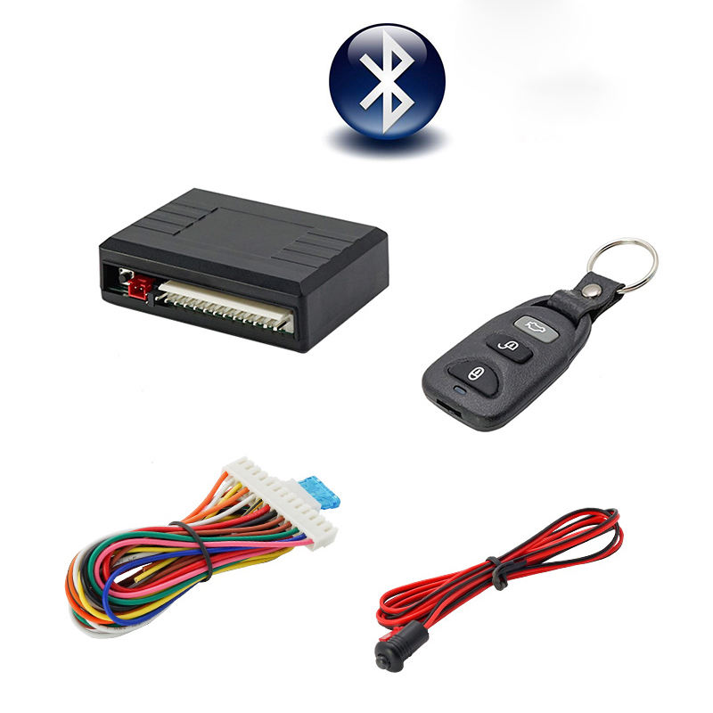 Wholesale Car Keyless Entry System wireless smartphone car alarm system
