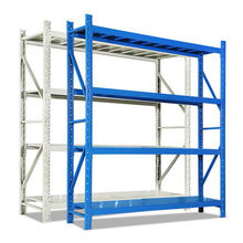 Economic high quality warehouse storage rack metal rack shelf system