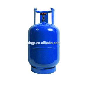 Excellent Quality Safe Spherical Storage 11KG LPG Gas Cylinder Tanks with Low Prices