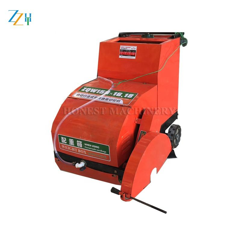 Easy Operate Road Line Marking Machine Manual / Road Line Marking Machine / Road Marking Paint Machine