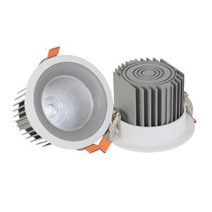 Downlight Lamp Indoor Lighting Recessed Ceiling Light Round 3W 5W 7W 10W 12W 15W 20W LED spot light