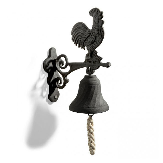 Top selling High Quality Different Type Wrought Iron Door Bell