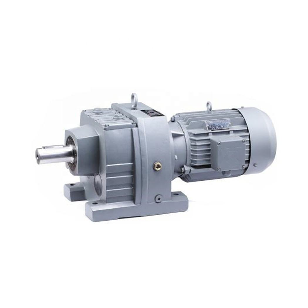 1:80 ratio electric motor speed reducer gearbox for conveyor