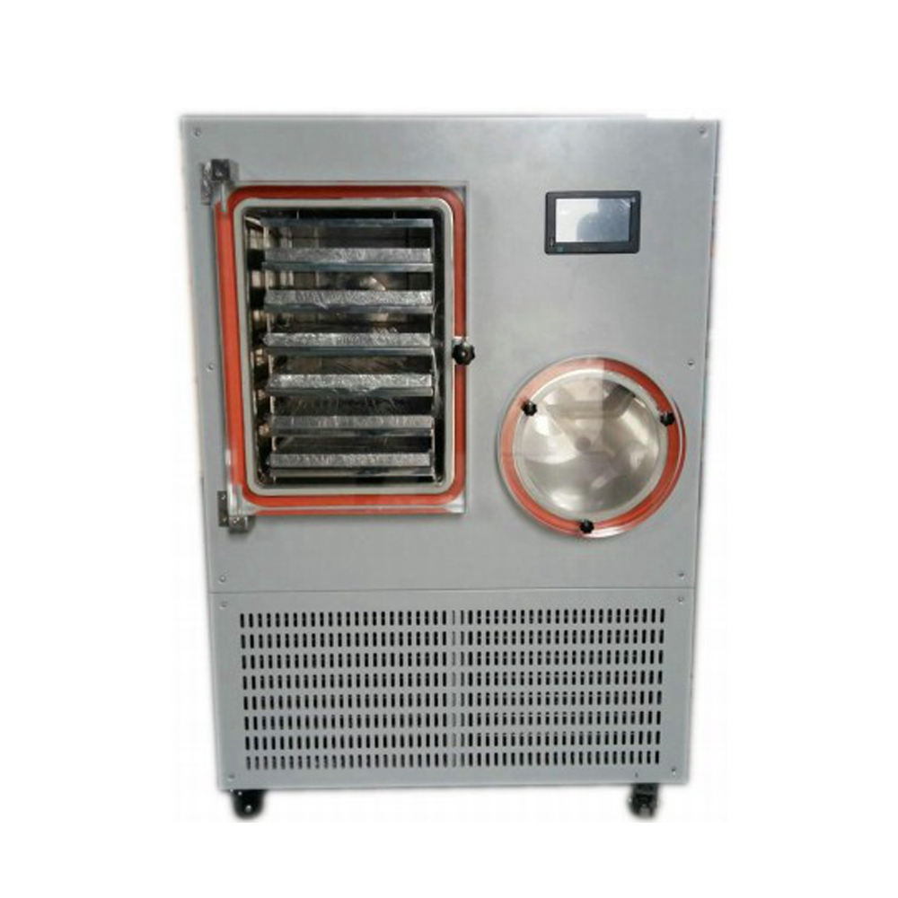 Home use 4Kg 5Kg 6Kg Mini Small Vacuum Lyophilizer Freeze Dryer for Dessert Coffee