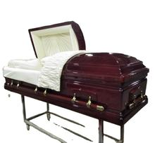 Remington wood casket manufacturers funeral coffin and casket