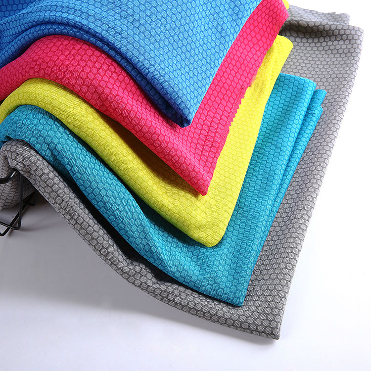 moisture wicking mesh fabric sports functional fabric