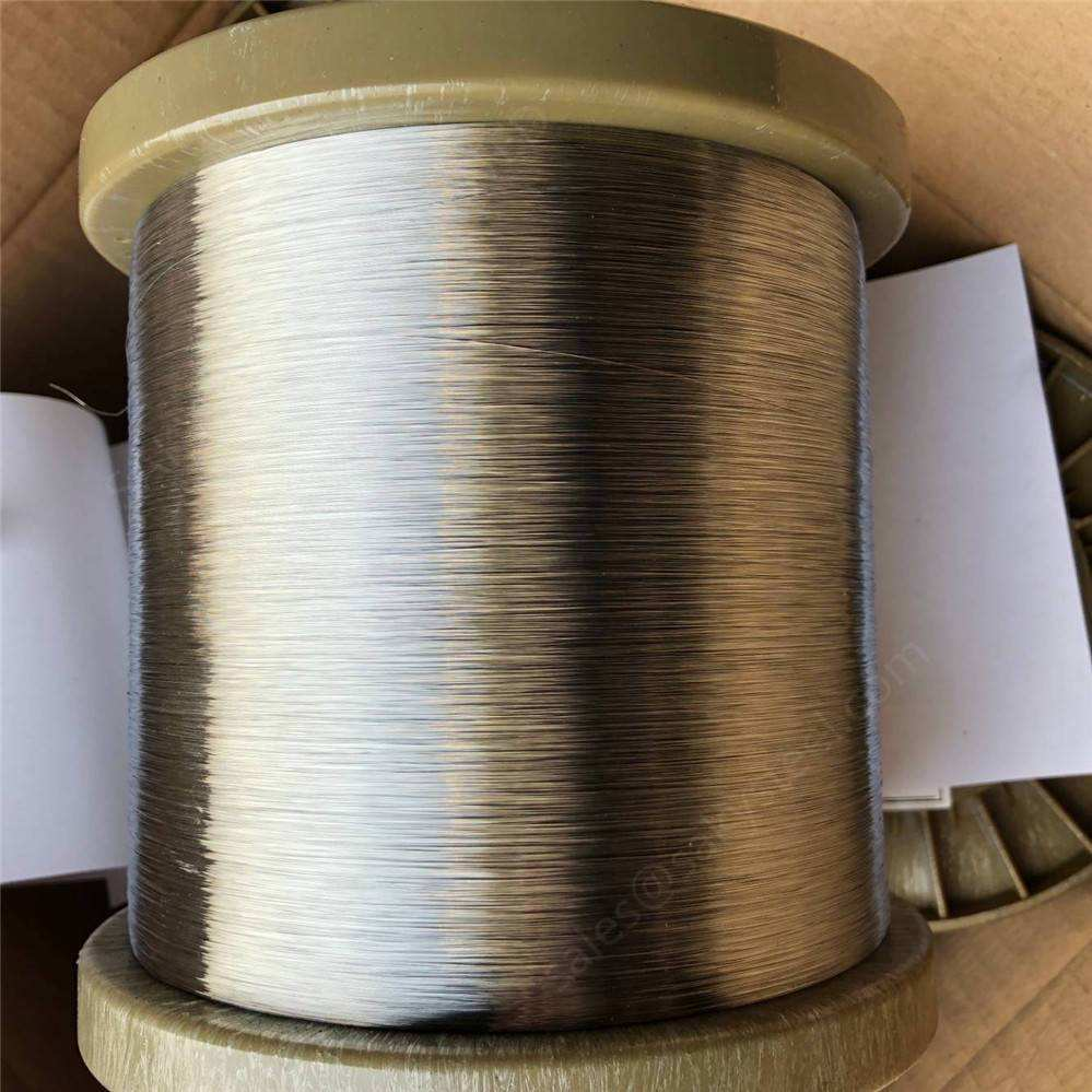 SS 304 stainless steel soft wire 0.18mm