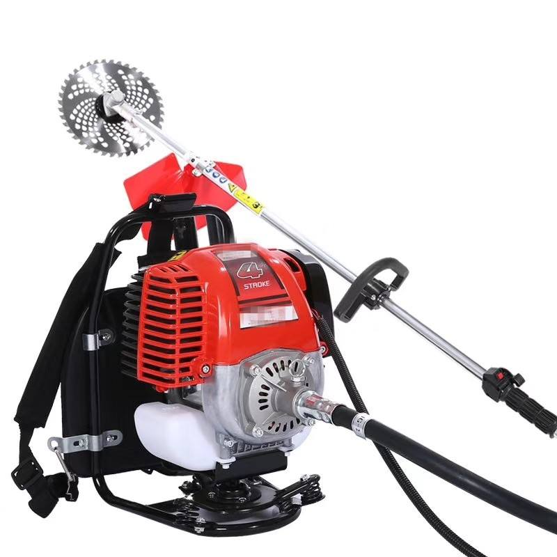 Professional Garden Tool 4 Stroke hondaa gx35 Brush Cutter With Handle