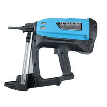 GSN50 Electric Nail Gun Doors And Windows Concrete Nailer Cordless Framing Staple Gun Light Weight Portable With Plastic Case