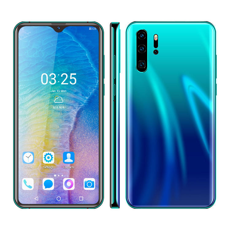 Original P30 Pro 6.26 Inch Dot-Notch Full Screen 4G LTE Cheap China Wholesale Android Mobile Phone Smartphone