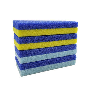 Wholesale High Quality Disposable Glass Foot File Pads Pumice Stone 648Pcs/CTN