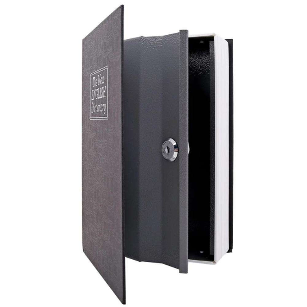 High quality wholesale home secret stash combination book safe with combination lock safe lock box