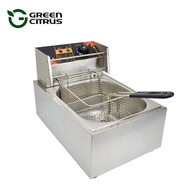 restaurant equipment kitchen deep electric chip fryer Factory