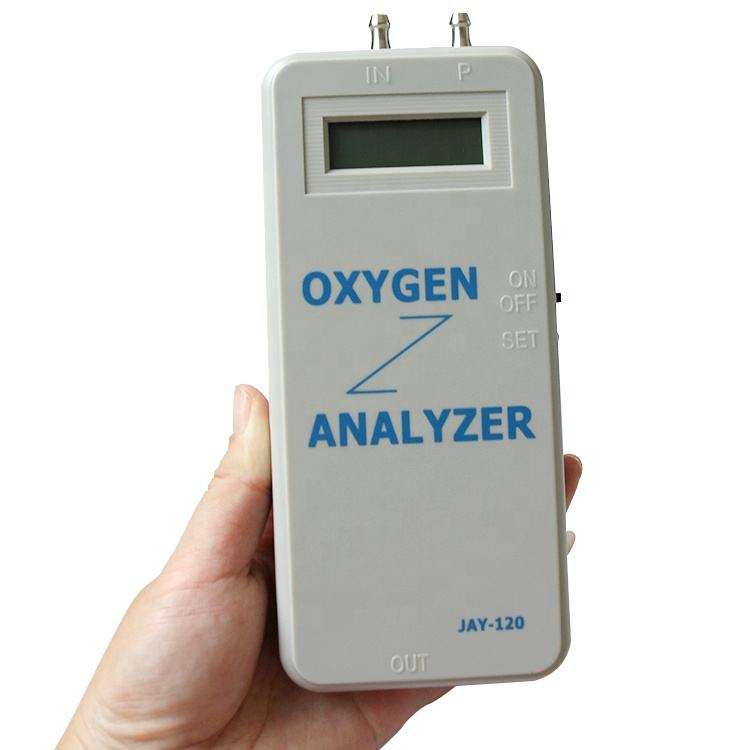 O2 Purity Tester Oxygen Analyzer