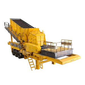 Utara Batu Marmer Impact Crusher Portable Rock Crusher Mesin