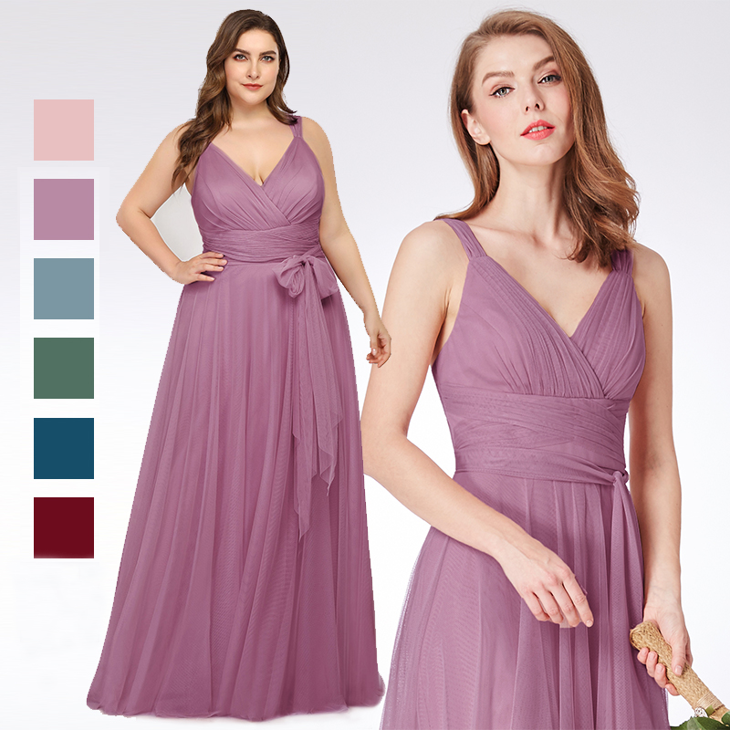 Bridesmaid Dresses Ever Pretty EP07303 Floor Length Wholesale Bridesmaid Dresses