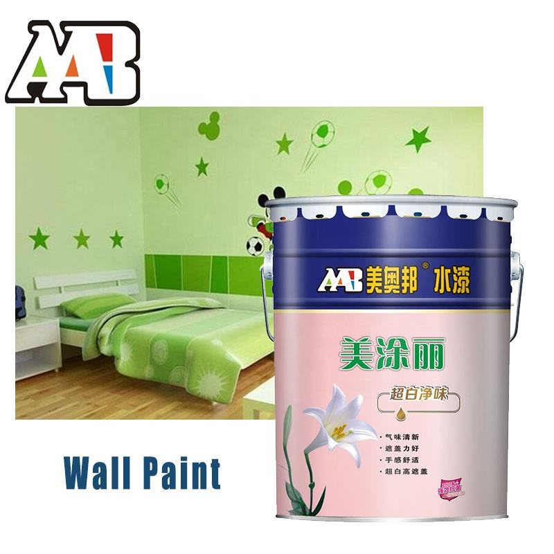Italian white black external price interior wall acrylic emulsion paint