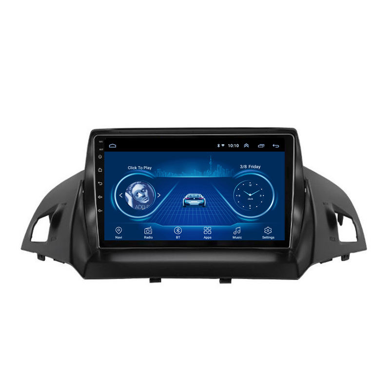 Wanqi 9 zoll 4 kerne android 8.1 auto multimedia-player radio video stereo Gps navigation system für Ford Kuga escape 2013-2017