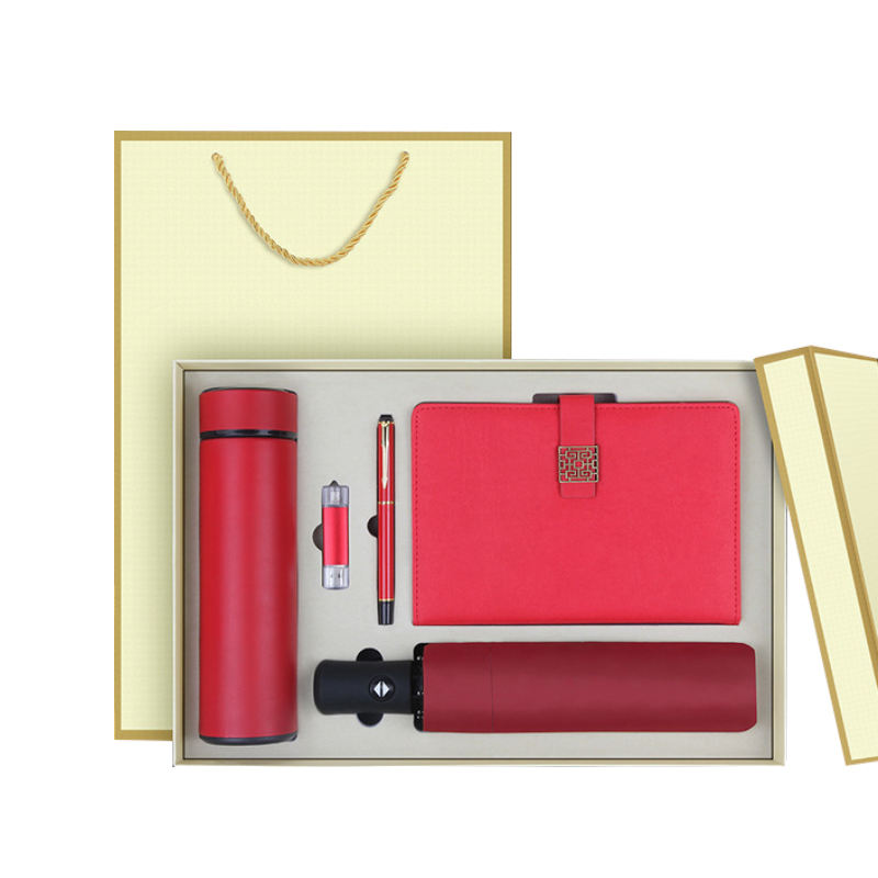 Promotional Luxury Business Gift Sets Custom Logo Corporate Gifts High Quality Hot Selling Promotional Products