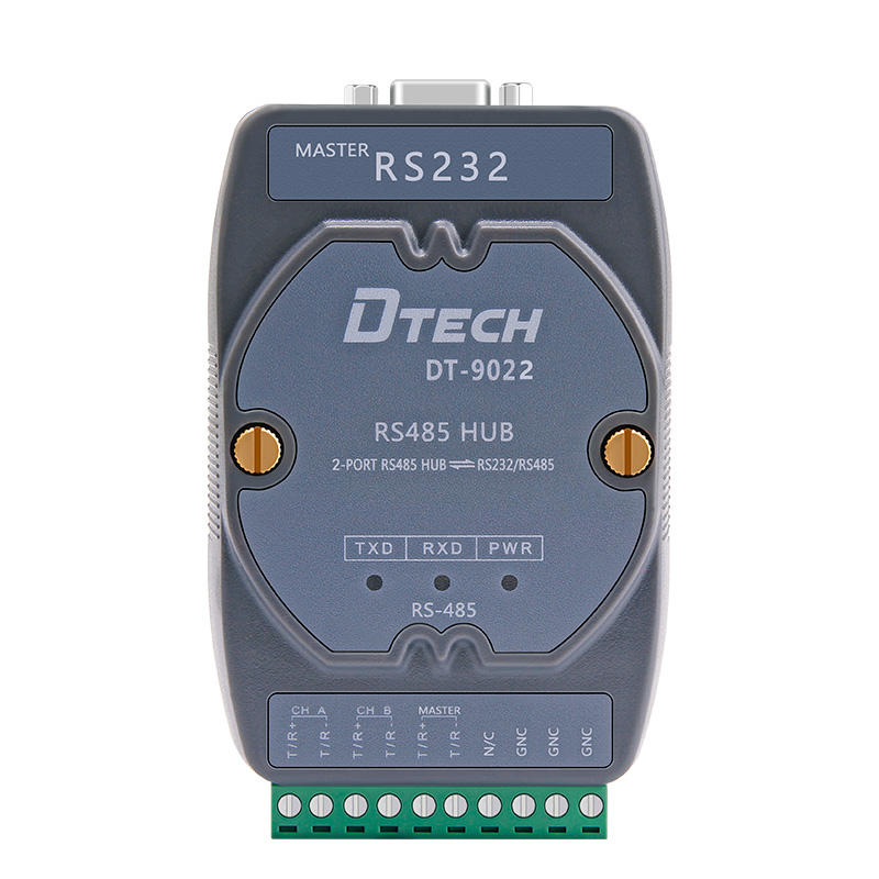 Dtechシリアル通信アクティブrs232/rs485から2ポートrs485ハブ