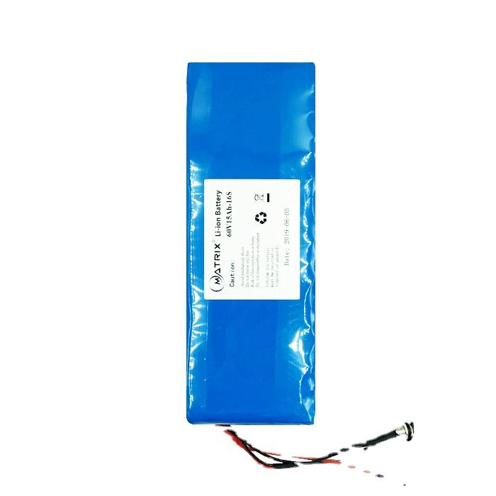 HIGH QUALITY li ion 60 volt lithium battery 20ah 25ah 30ah ebike rechargeable lithium battery