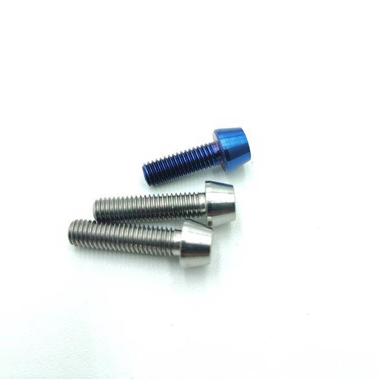 7075 Aluminum Thread Size #4-40 Socket Head Screw