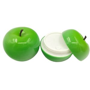 New product plastic fruit shape cosmetic jar 30g pp cream