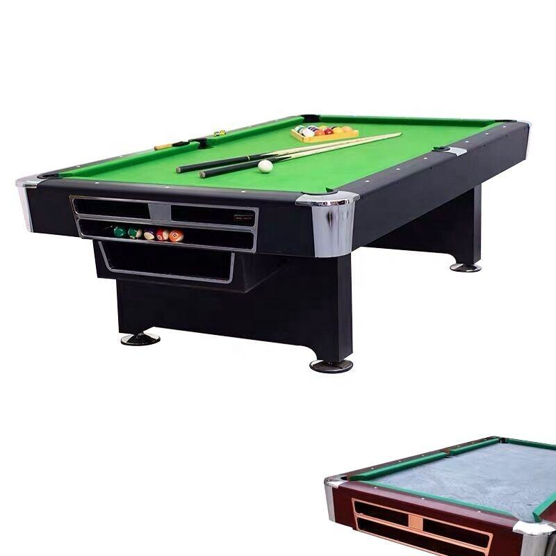 Customized high quality 7ft 8ft snooker pool table indoor sport billiard tables for sale