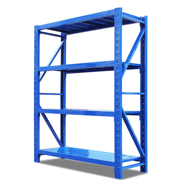Welded Storage Stacking Racks Shelves Medium Duty Cable Warehouse Industrial Storage Pallet Racking Systems