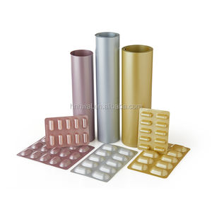 newest price wholesale PA/AL/PVC cold forming stamping alu alu foil paper roll