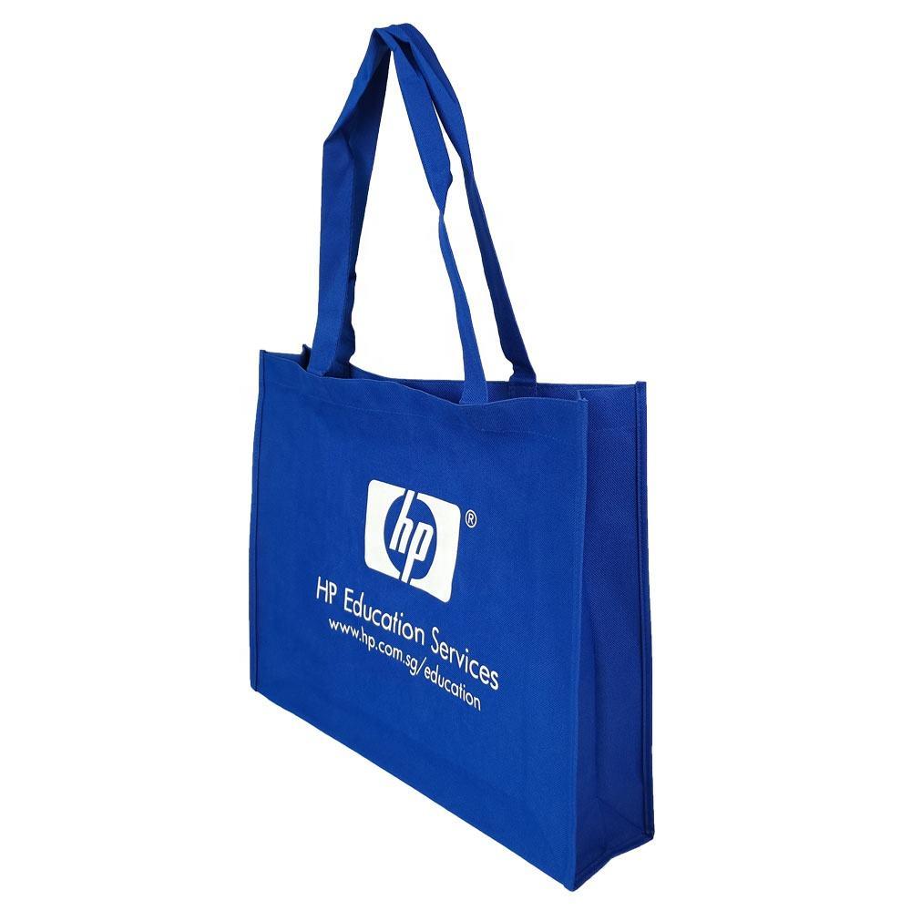 high quality Recycled handle custom bag fabric <span class=keywords><strong>600d</strong></span> <span class=keywords><strong>oxford</strong></span> tote shopping bag