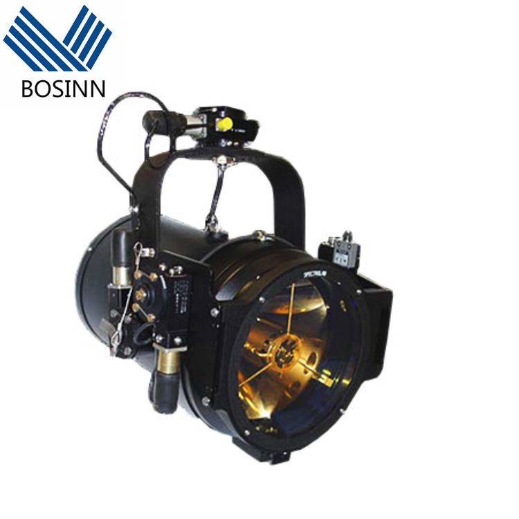 Marine Spot Light 3000W Ship Search Light 400W spotlight for oceangoing voyage combat air patrol irradiation at long distance