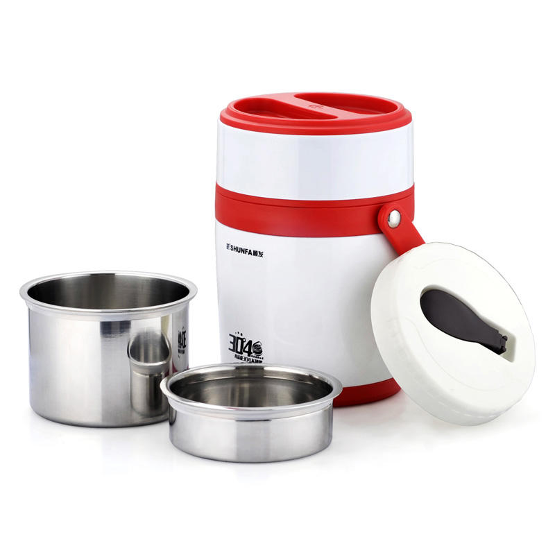 1.6L Hot-Sale Stainless Steel Vacuum Food Container With Good Quality For Carry Food