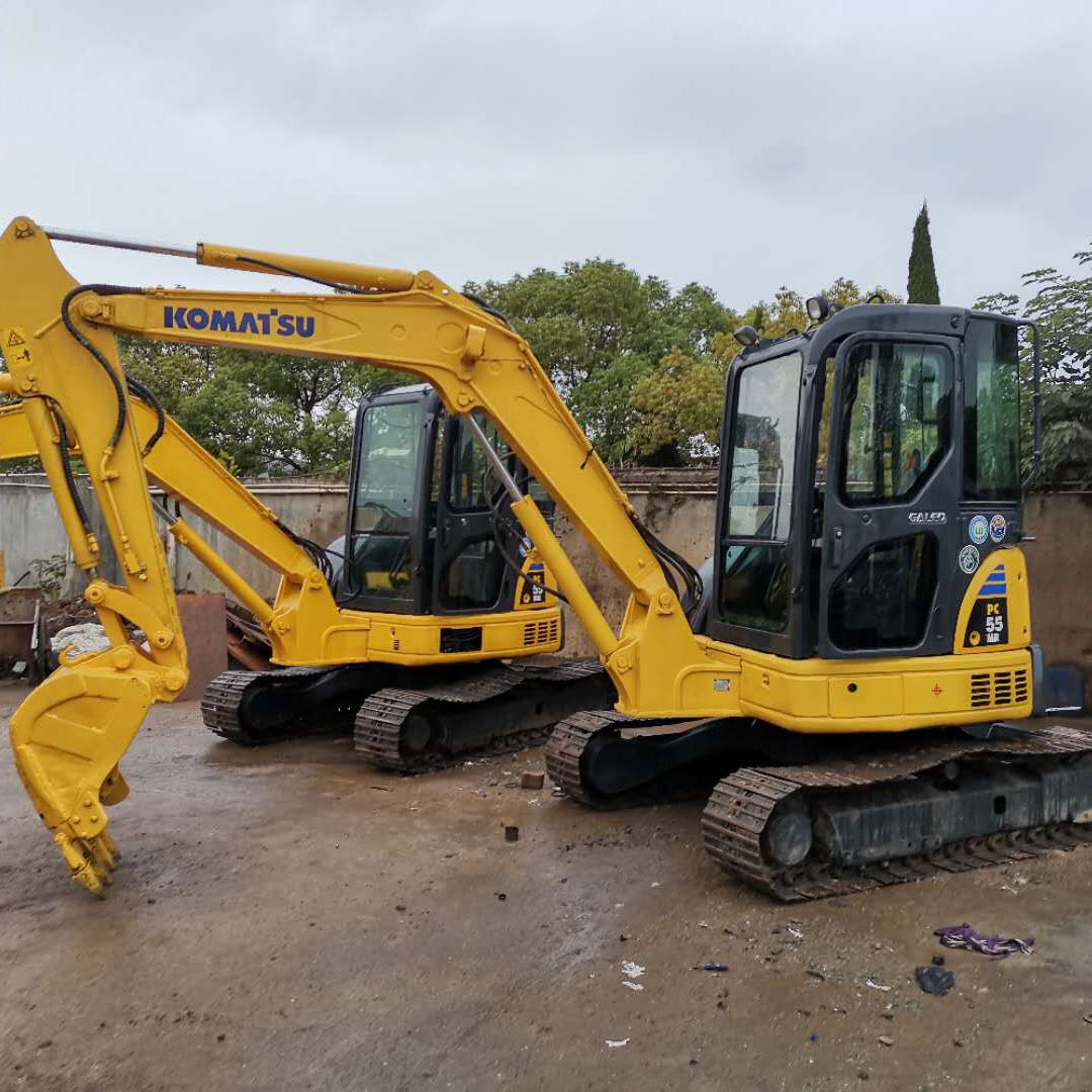 <span class=keywords><strong>Komatsu</strong></span> <span class=keywords><strong>mini</strong></span> <span class=keywords><strong>pelle</strong></span> PC55mr est sur Offre Spéciale PC60 pc78us zx60 zx70