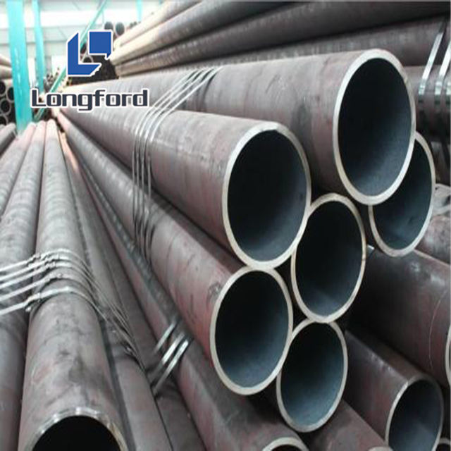 Elliptical Zinc plated Hollow Tubes Used Seamless Steel Pipe