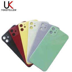 Wholesale cover For iphone 11 Mobile phone Battery Door Replacement part Cover for iphone 11 Housing Back Cover