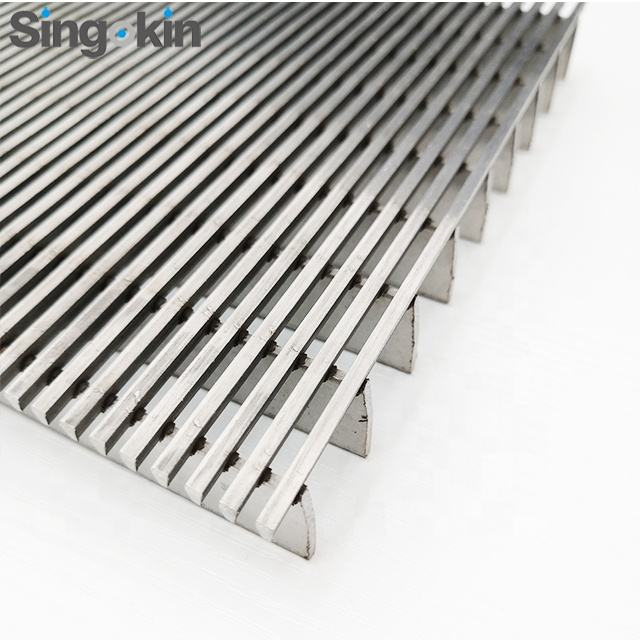 Stainless Steel 304 316 316L Beer Brewing Mash Tun False Bottoms water beer filter flat wedge wire screen / Johnson pipe tubes