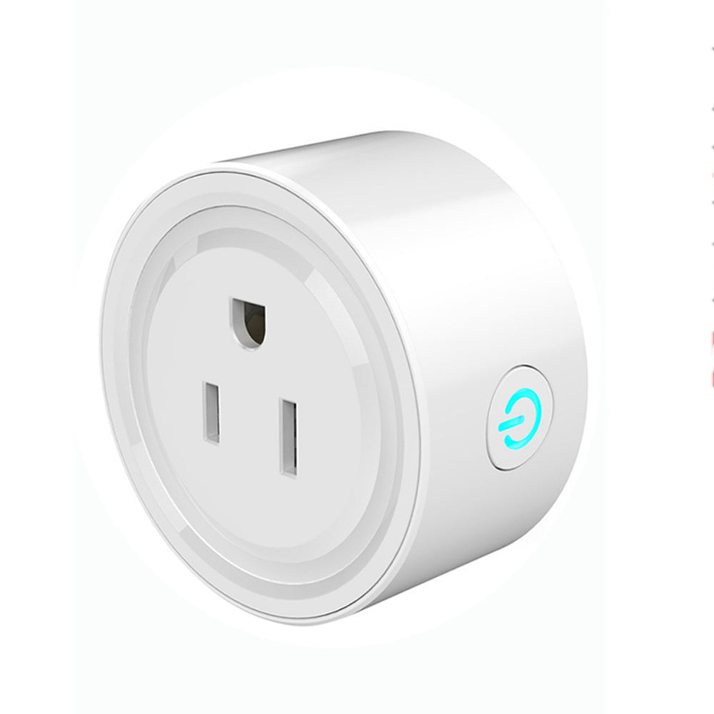 Best Selling Us Smart Plug Socket 16A Wifi Smart Socket App Controle Tuya Smart Leven Plug Werkt Met Amazon Alexa google Thuis