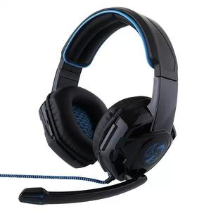 OEM Gamer PC Computer Wired With Microphone Headphone Gamer USB Gaming Headset OEM Cheap PC Auriculares Gaming Headphone