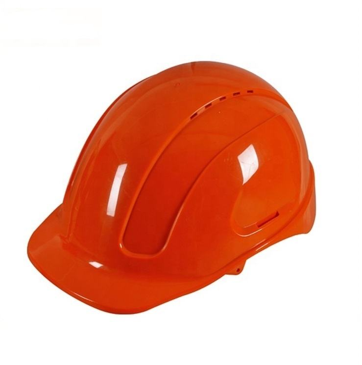 D028 CE abs safety helmet with chin strap