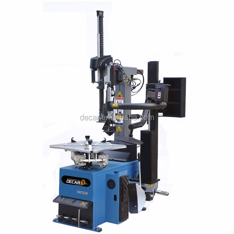 Working air pressure 8bar used tire changer/tyre changer machine for sale with best price
