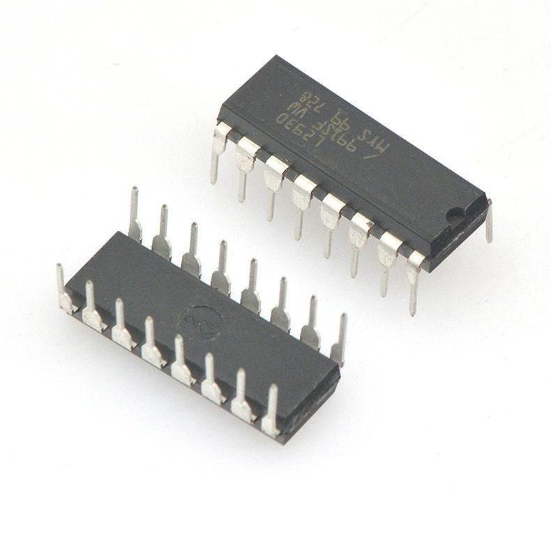 50 Pièces CD4060BE DIP-16 CD4060 4060 Diviseur et Oscillateur IC Nouveau