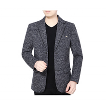 Men Suit Jacket Wholesale Middle-aged And Elderly Men Casual Blazer