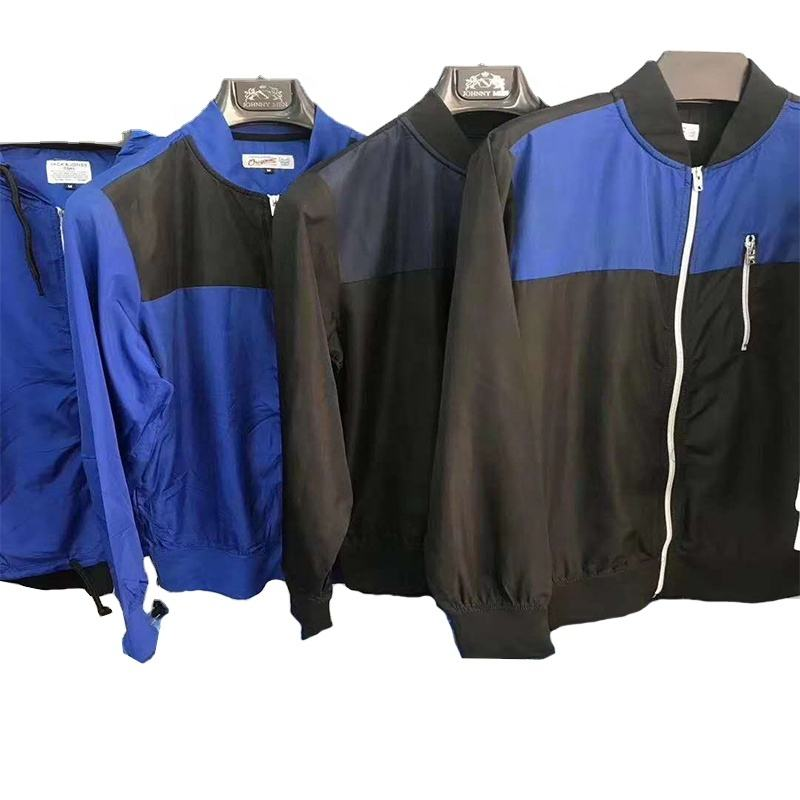 Men Light Jacket wholesale Used clothes
