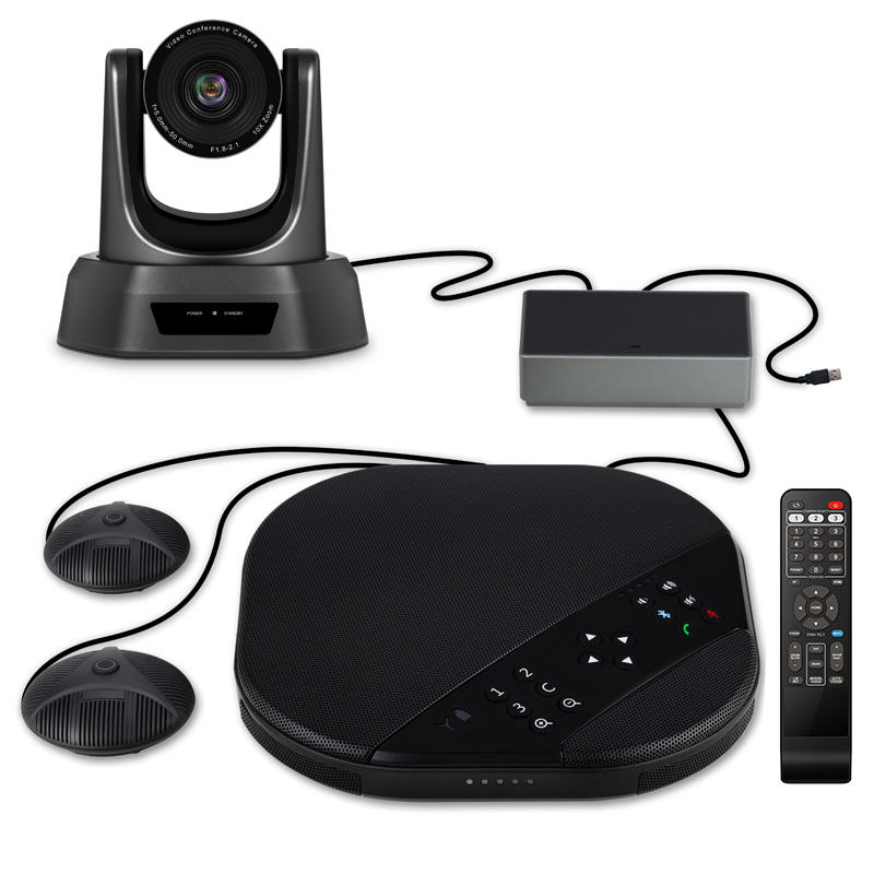 10x zoom with speakerphones affordable video conferencing group for mid to large-sized meeting rooms