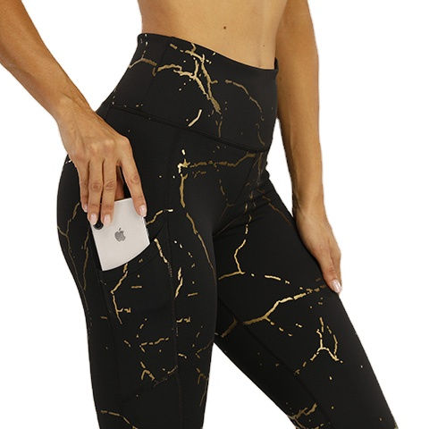 Fitness Leggings Wholesale Any Color Quality Tummy Yoga Pants OEM Custom Fitness Women Yoga Leggings With Pocket